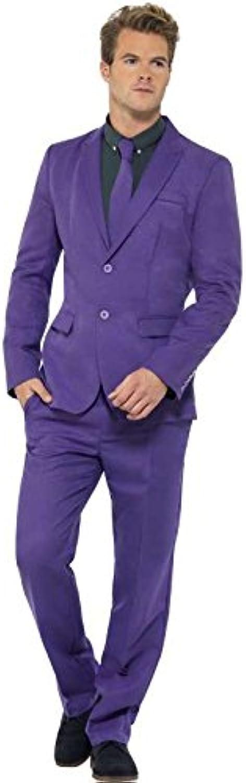 Web oficial Disfraz, Color morado y (Chaqueta-Pantalón talla xl) xl) xl) cravatte  marcas de moda