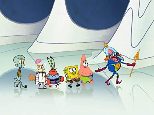 SpongeBobs atlantisches Abenteuer
