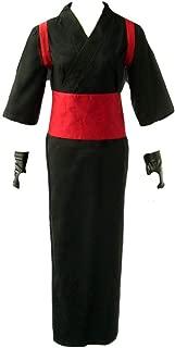 Classical City Naruto Shippuden Temari Cosplay Costume 5 Pcs