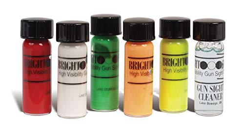 TRUGLO TG985A Paint Bright Sight Kit, Multiple