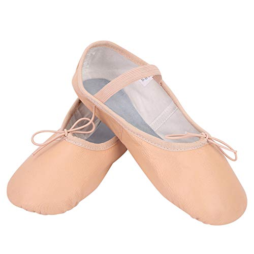 Buty do tańca, nowe oddychające wygodne buty do tańca dla dziewcząt, 1 para baletek dla tańczących dziewcząt(35)