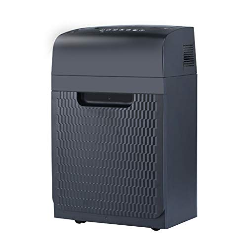 XuQinQin Aktenvernichter, automatische Business Office-Aktenvernichter, Haushalt Multifunktionale Shredder, Desktop-File Shredder Schredder (Size : 37.5x28x55.8cm)