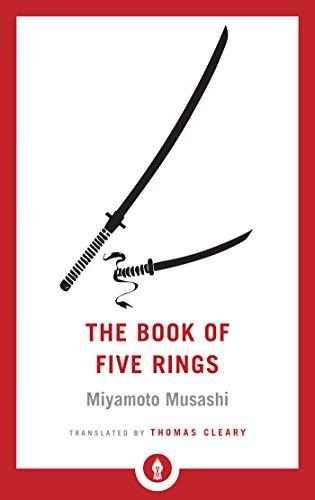 The Book of Five Rings (Shambhala Pocket Library, Band 27)