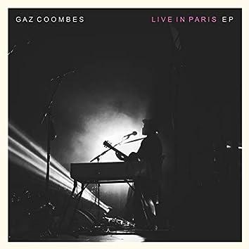 Gaz Coombes Live In Paris - EP