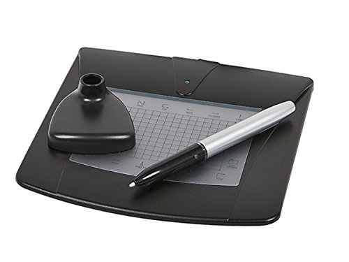"""Monoprice USB Painting Drawing Pen 4"""" x 3"""" Graphics Tablet (105551)"""