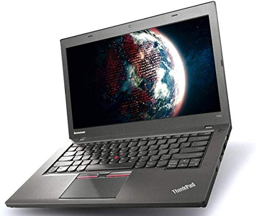 Ordenador portátil Lenovo Thinkpad T440 | Intel Core i5 | RAM 8 GB SSD 240 GB | 14 pulgadas HD+ | Webcam | Win10 Pro (reacondicionado)