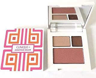 Clinique All about Shadow Duo (03 Morning Java, 1C-Foxier, 08-Cupid)