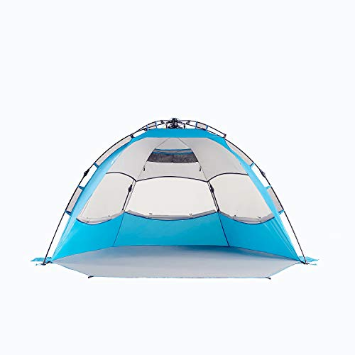 Quick-Up Beach Tent