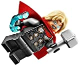 LEGO Superheroes: Thor with Hammer and Lightning Power