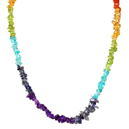 CHARGED 7 Chakra Necklace 18