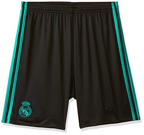 adidas BR8706 Pantalones Cortos Real Madrid, Hombre, Negro (Black/Aerree), S