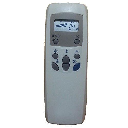 Mando a distancia de repuesto para LG Air Conditioner 6711A90023C AKB35551201 6711A90024U (Por favor, confirma que tu antiguo mando a distancia es el mismo que la imagen antes de hacer el pedido).