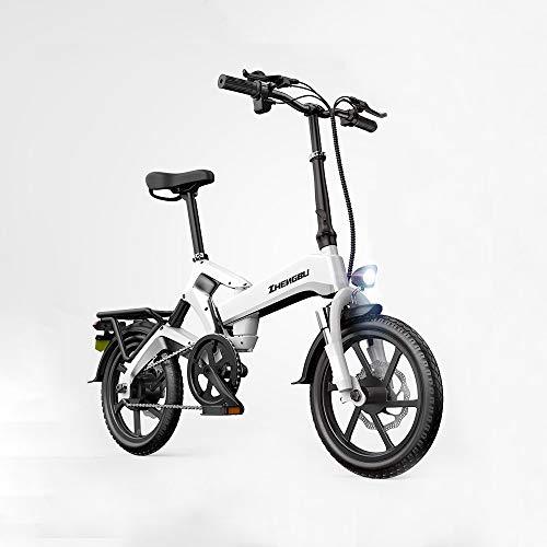 Hmvlw bicicletas de montaña Eléctrica de bicicletas de montaña, bicicletas plegables bicicletas...