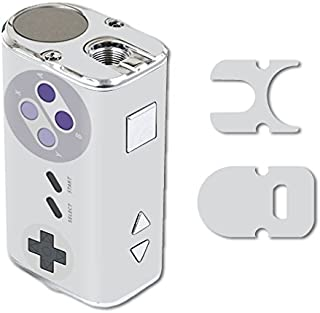 MightySkins Skin Compatible with Eleaf iStick 10W Mini – Retro Gamer 2   Protective, Durable, and Unique Vinyl Decal wrap Cover   Easy to Apply, Remove, and Change Styles   Made in The USA
