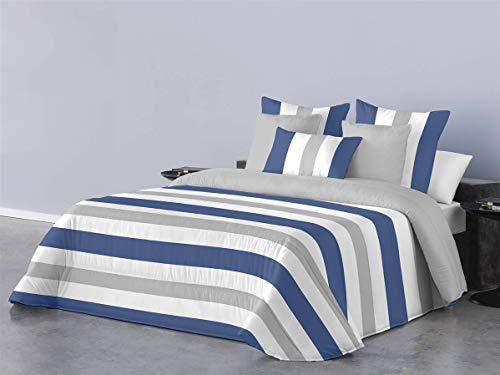 Belnou - Relleno nórdico JAVEA - 240x270 cm - Color Azul