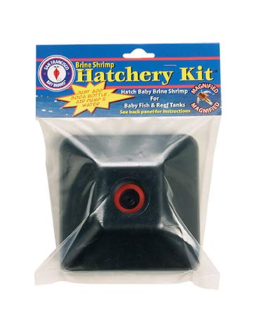 San Francisco Bay Brand Brine Shrimp Hatchery Kit
