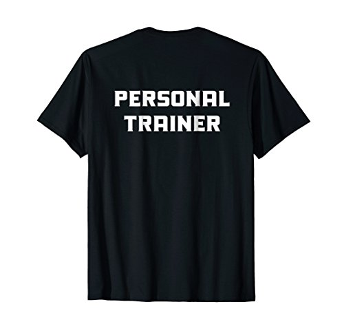 personal shirts Personal Trainer Shirts Fitness Instructor Gym Training Tee