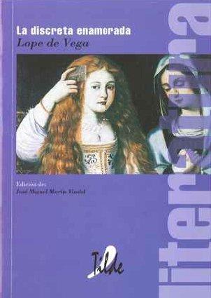 La discreta enamorada (Clásicos literatura castellana) - 9788495314680