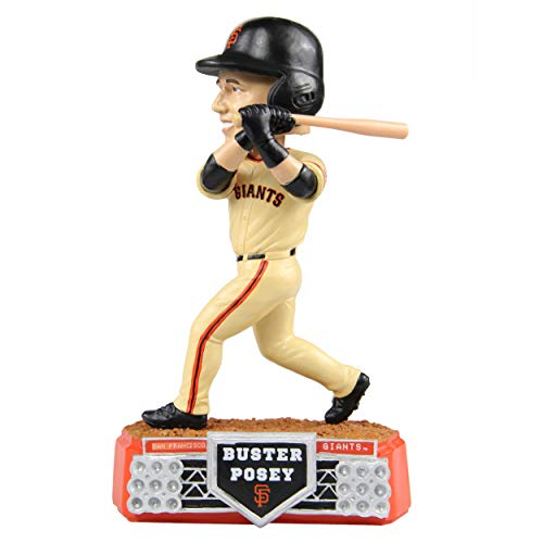 SP Images Buster Posey San Francisco Giants Bobblehead FOCO Stadium Lights LE /2018