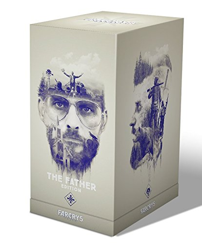Ubisoft Far Cry 5 - The Father's Edition PS4 Limited PlayStation 4 Inglés vídeo - Juego (PlayStation 4, Acción / Aventura, Modo multijugador, M (Maduro))