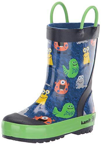 Child Rain Boots Blue