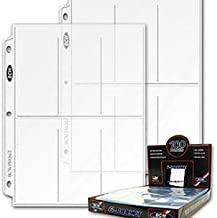 Pro 6-Pocket Page Sleeve (100 Count)