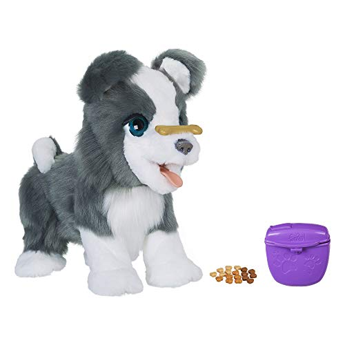 ファーリアル トリックラブ 子犬のリッキー 犬 ぬいぐるみ 電動 ロボット E0384 正規品