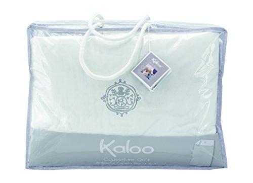 Kaloo 140 x 100 cm pluche quilt