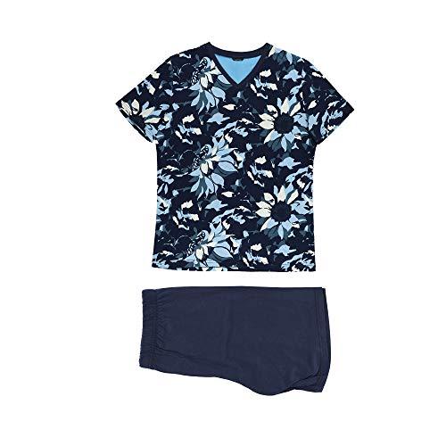 HOM - Herren - Short Sleepwear 'Vincent' - Navy - L