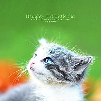 Dirty little cat