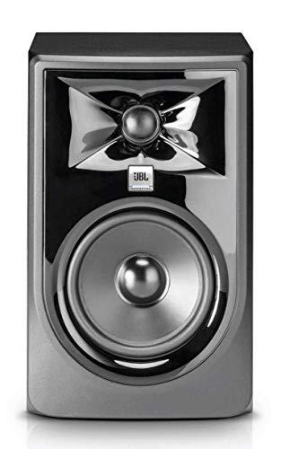 JBL Professional 305P MKII 5Zoll 2-Wege-Studio-Referenzmonitor mit Stromversorgung