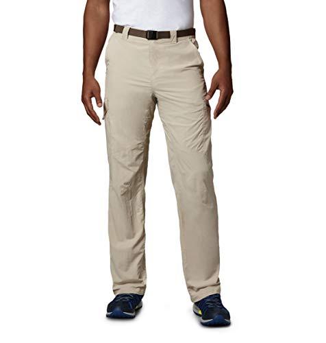 Columbia Silver Ridge Pantalon Cargo pour Homme Moyen fossile