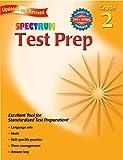 Spectrum Serie de preparación de prueba, grado 2