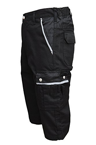 TMG Short Kurze Hose Shorts Arbeitshose Bundhose schwarz Gr. 54