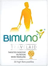 Bimuno Travelaid - 30 pastilles - 6 Pack