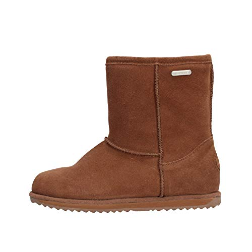 EMU Australia Kids Brumby Lo Teens Deluxe Wool Boots Size 38 EMU Boots