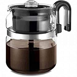 Medelco Glass Stovetop Percolator
