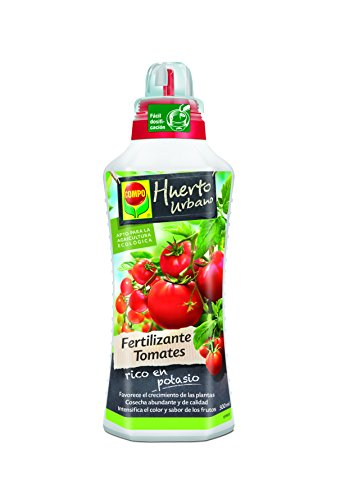 Compo Tipo de Tomates, Fertilizante líquido Natural, 500 ml