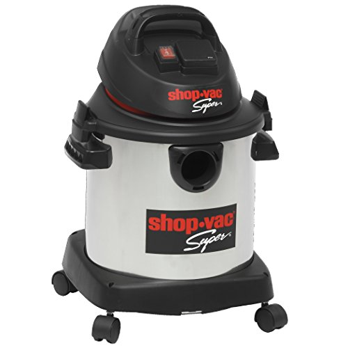 Shop Vac 5974229 Super 20 SI - Aspirador para superficies secas o húmedas