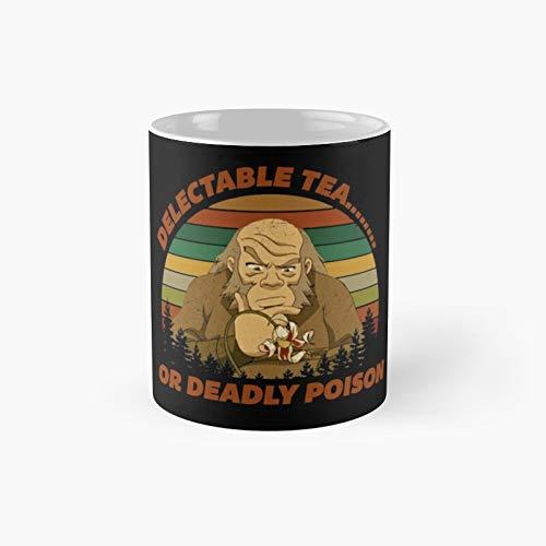 I-r-o-h's D-e-l-e-c-t-a-b-l-e- Tea Classic Mug | Best Gift Funny Coffee Mugs 11 Oz