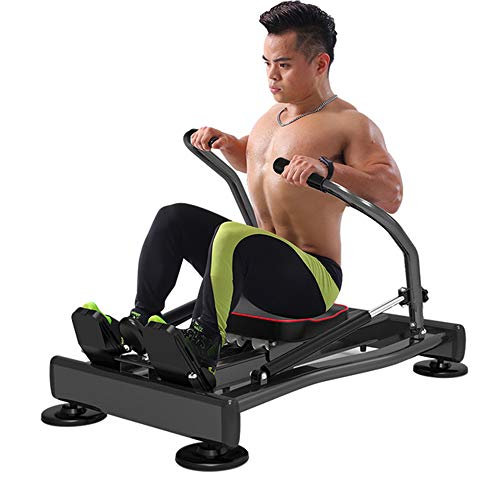Multifunctionele Roeiapparaat Indoor Sports Fitness Trainingstoestellen Thuis Hydraulische Rowing Machine Abdominale Exerciser