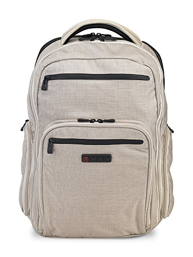 ECBC 18.4 Inch Hercules Laptop Backpack   TSA-Approved FastPass System...