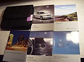 2011 Mercedes C Class with Command Supplement Owners Manual
