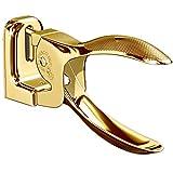 El Casco M765 - Tagliasigari da scrivania, 23 carati, colore: Oro...