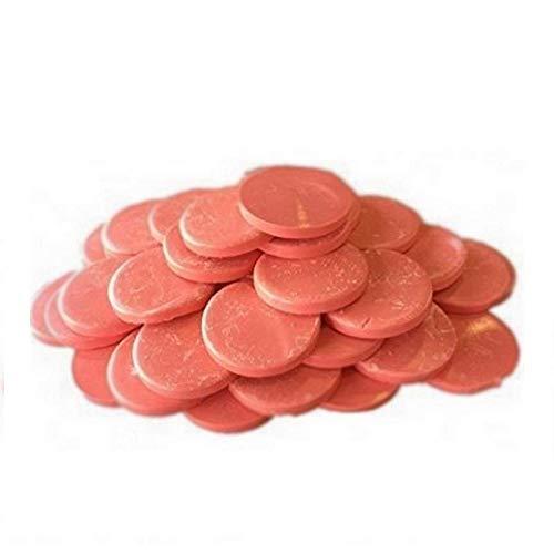 galets de cire à épiler traditionnelle ROSE, épilation sans bande, 2 sachets de 1kg, PUREWAX By Purenail