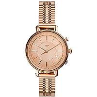 Fossil Hybrid Cameron Quartz Women's Bracelet Smartwatch