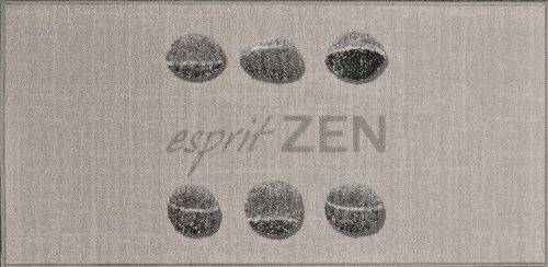 Tapis de cuisine XXL (115 cm) Esprit Zen
