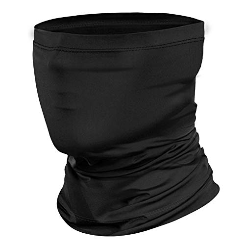 Neck Gaiter Face Mask, Mebak Sun UV Protection Bandana Scarf, Cooling Lightweight Windproof Headwear for Men Women, Breathable Balaclava Mask for Fishing, Hiking, Running, Cycling, Climbing Outdoor