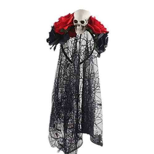 Complementos Halloween Pelo Marca Lurrose