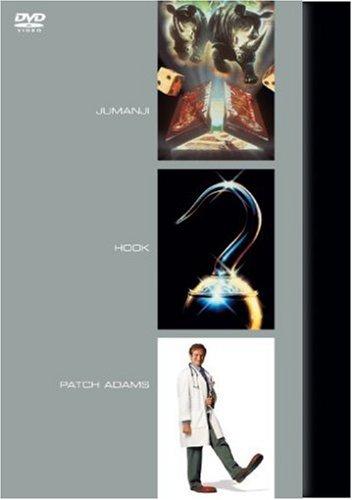 Jumanji / Hook / Patch Adams [Limited Edition] [3 DVDs]